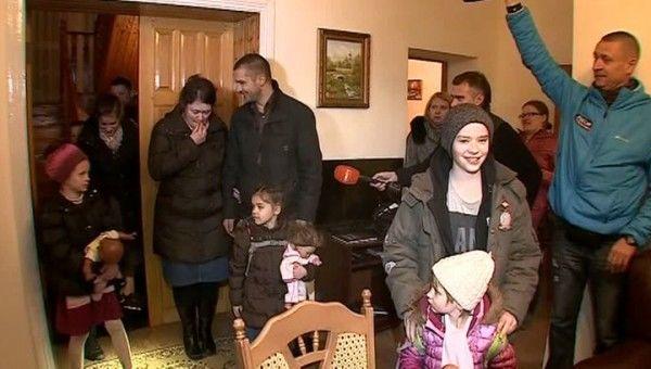 прямой эфир семья немцев бежавшая из германии основных