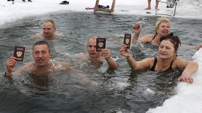 Россияне сходят с ума