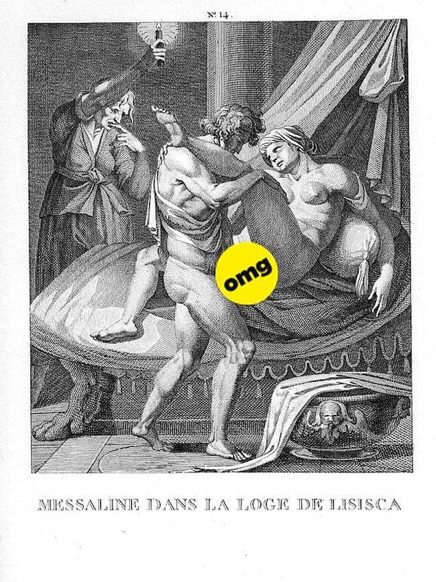 Проституток в древнем риме называли