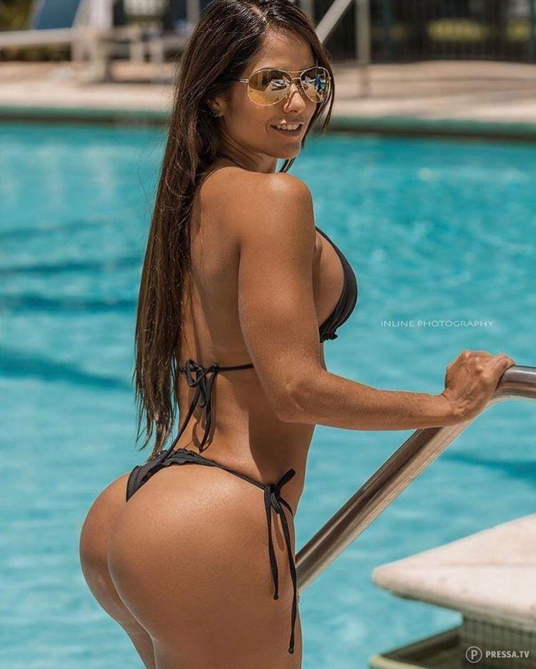 Nude jenna dewan bikini