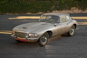 Jaguar E-Type Coupe by Pichon-Parat 1966 – Личный Ягуар Реймонда Лоуи