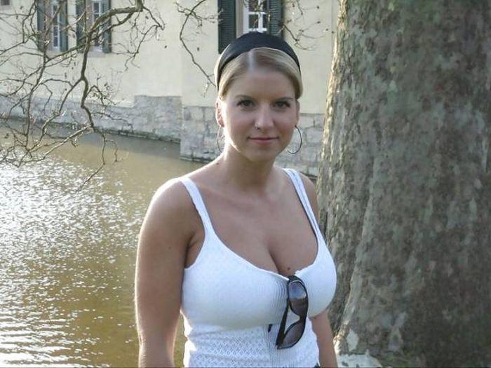 Домашнее фото большие груди — pic 15