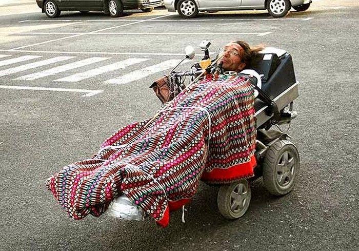 Прикольные картинки инвалидов, днем рождения
