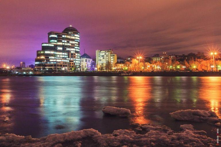 Красивая картинка города ростова на дону