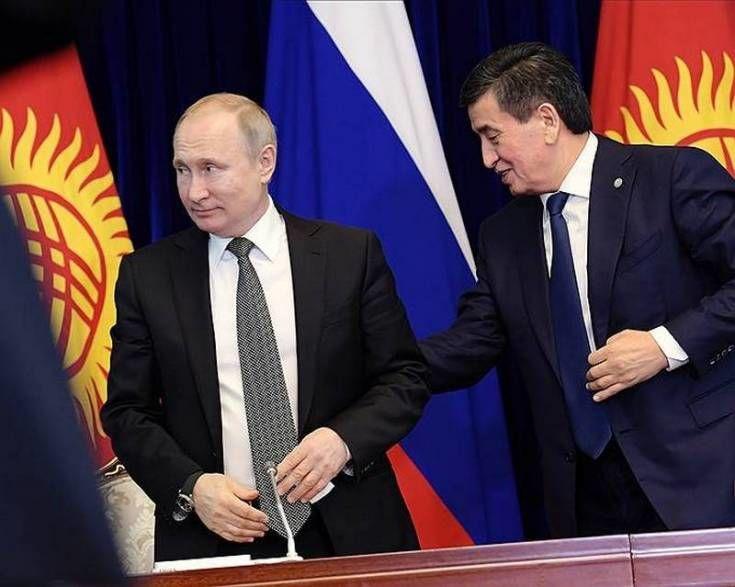 Все уходят - Киргизия остается: Бишкек заверил Россию в преданности