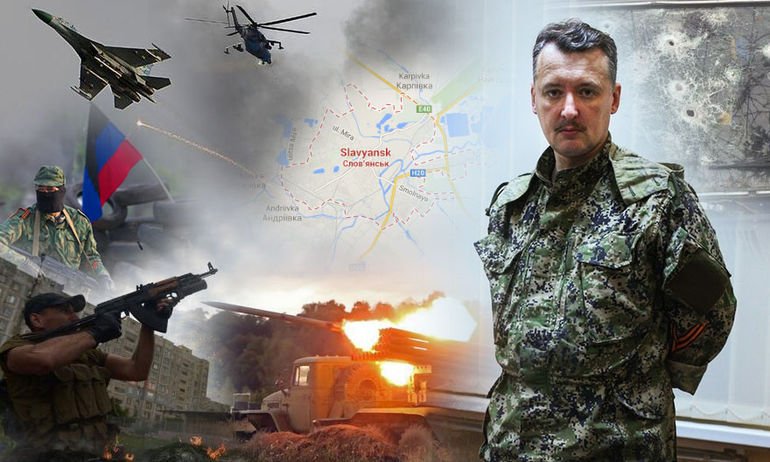"""""""Я в этом практически уверен"""": Масштабная война неизбежна. Украина готовит мясорубку"""