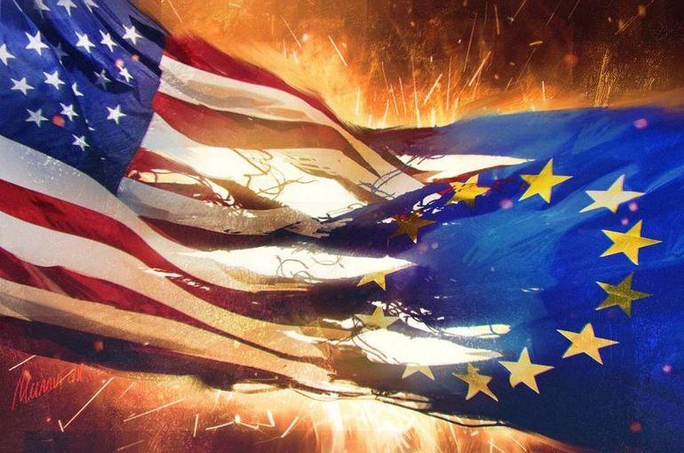 Андрей бабицкий: европе надоело служить послушным инструментом внешней политики сша