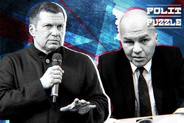 Владимир Соловьев провел экономический ликбез украинцу Ковтуну в эфире ТВ...