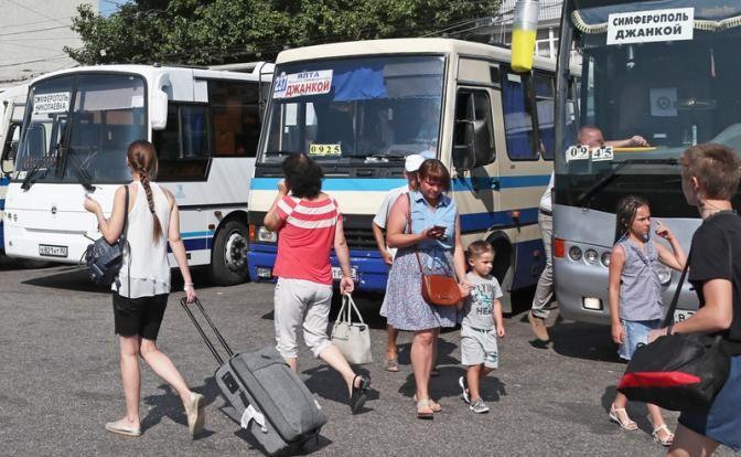 У Зеленского беспокоятся: «Россия зачищает Крым от нелояльного населения»