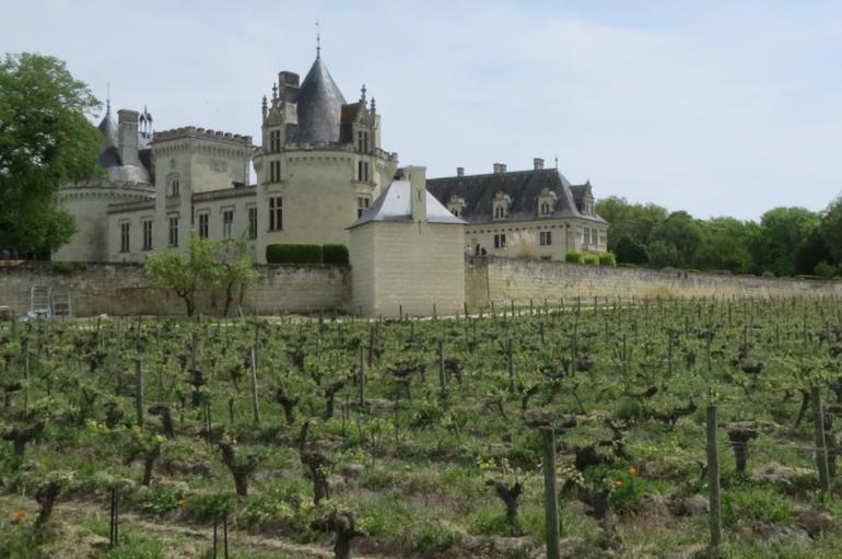 Замок Брезе: самый глубокий ров в Европе и 8 км подземных дорог