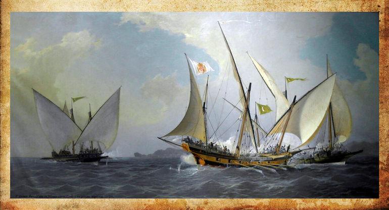 Самый отчаянный пират, Мурат рейс младший