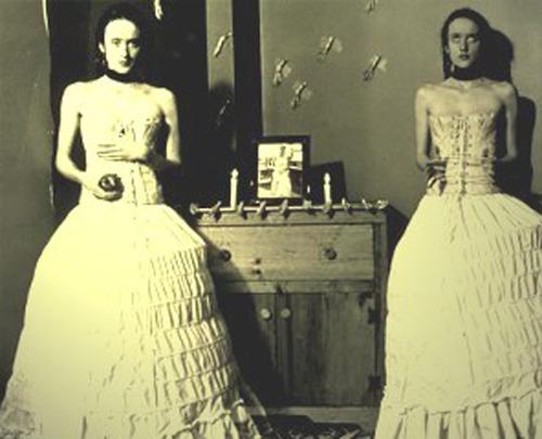 Двойники-призраки