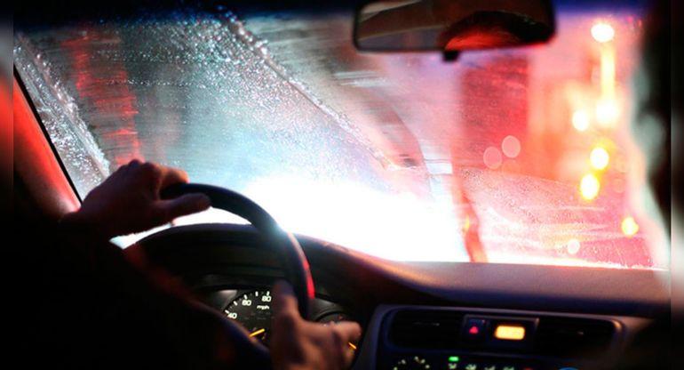 Отечественная водка может помочь от запотевания стекол в авто