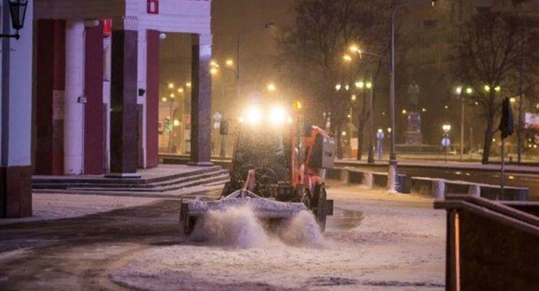 Москвичей призвали отложить поездки на автомобилях