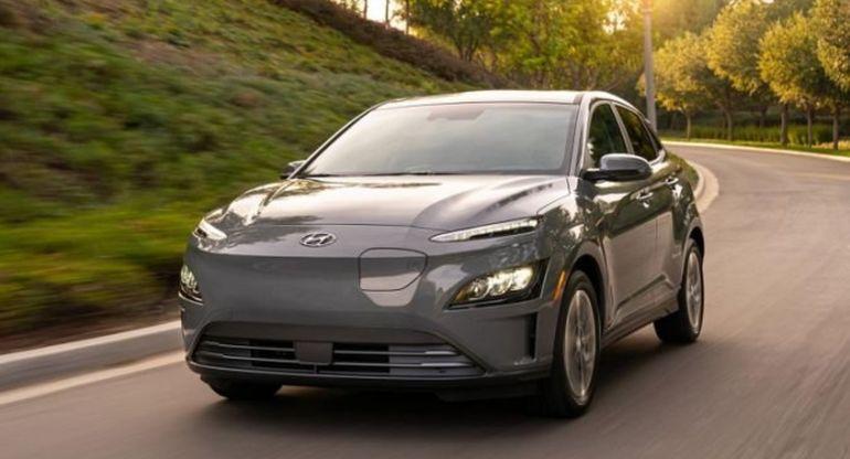 Появились подробности о версии Hyundai Kona Electric 2022