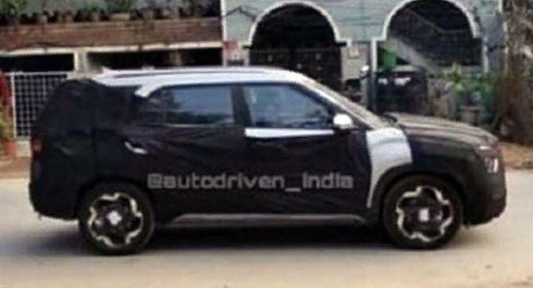 Hyundai Creta с 7-местным салоном получит богатое оснащение