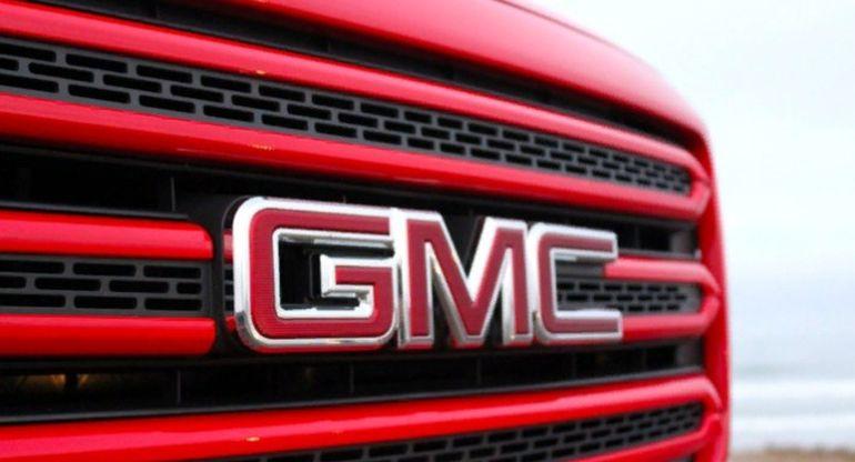Новый кроссовер GMC Terrain «засветился» на официальном изображении