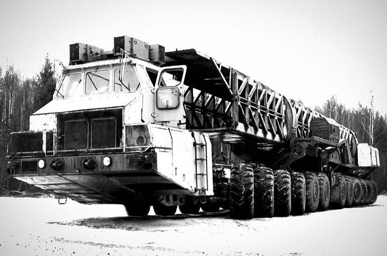 Советская власть: уникальные и экспериментальные МАЗы
