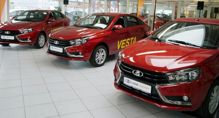 АвтоВАЗ объявил скидки на приобретение автомобилей Lada в марте