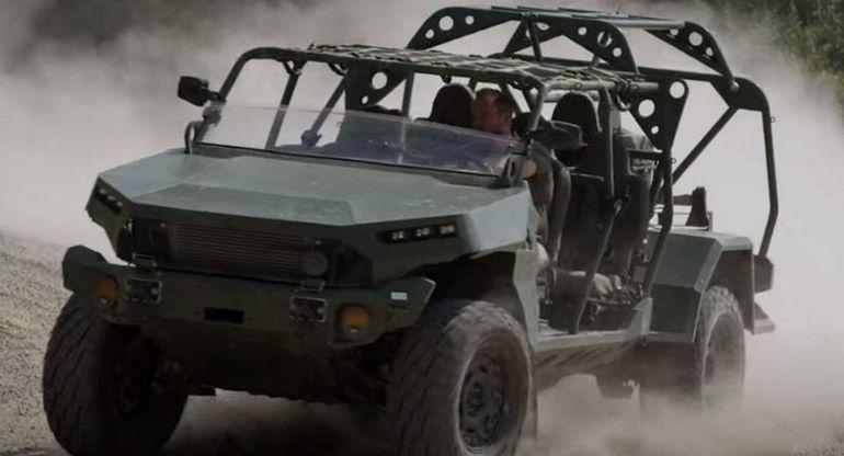В США начались испытания нового лёгкого внедорожника для пехоты Infantry Squad Vehicles