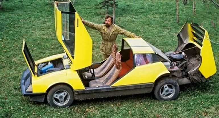 Самостоятельное конструирование автомобиля: есть ли потенциал с позиции дальнейшей эксплуатации