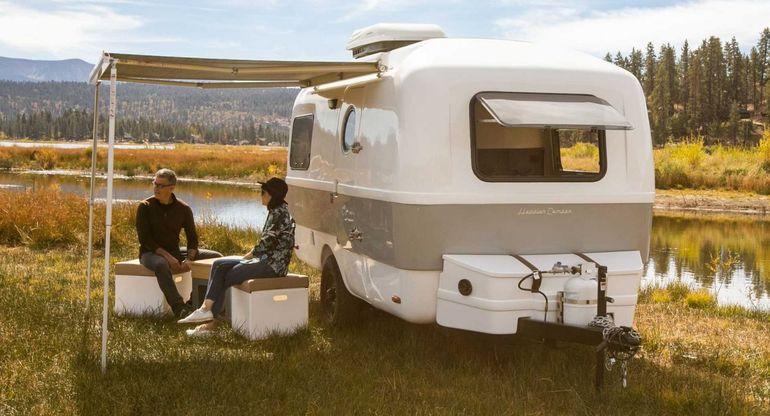Компания Happier Camper представила свой новый трейлер для путешествий