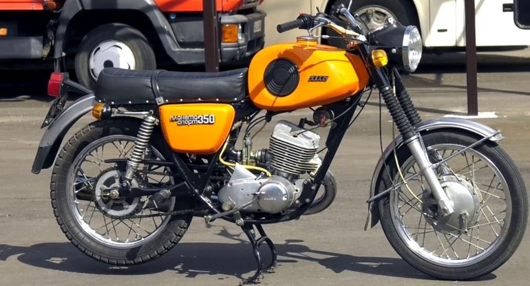 Какие мотоциклы экспортировал Советский Союз?