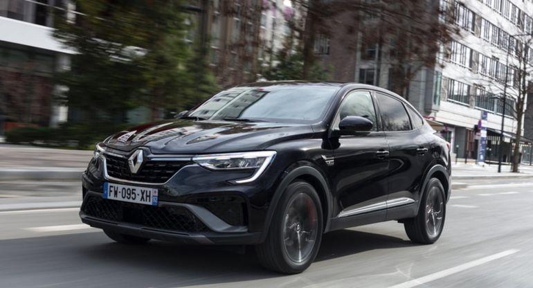 Renault начинает в Европе прием заказов на Arkana 2021 года