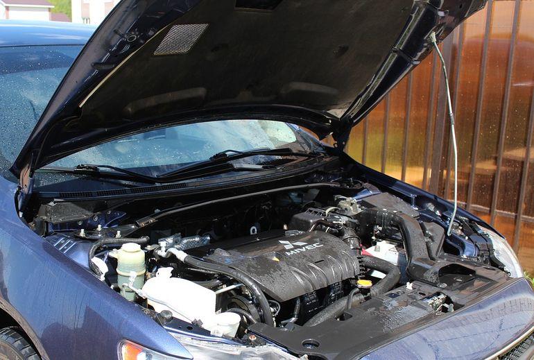 Где можно купить двигатель Mitsubishi?