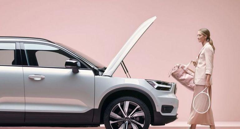Volvo назвала срок полного отказа от бензиновых и дизельных авто