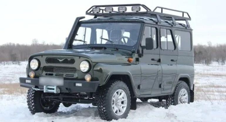 Журналист из Финляндии оценил УАЗ-469