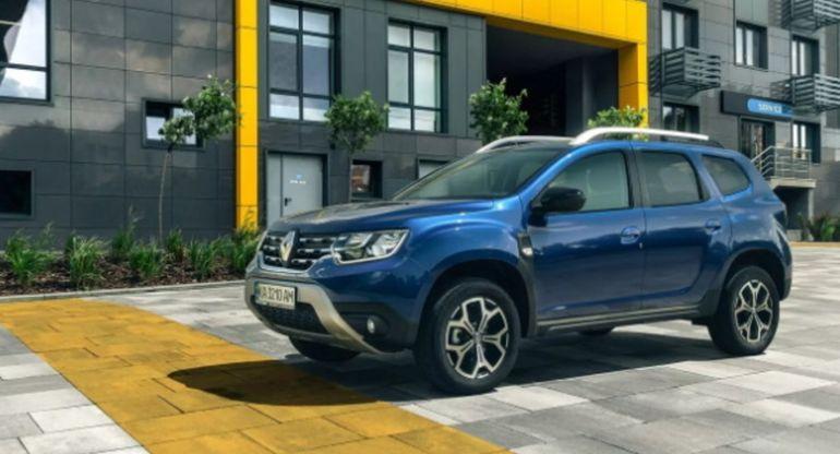 В Европе высказались о новом Renault Duster
