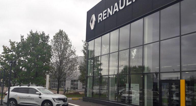 Компания Renault в феврале сохранила продажи в России на прошлогоднем уровне