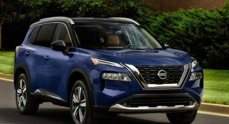 Nissan готовит для X-Trail новый мотор