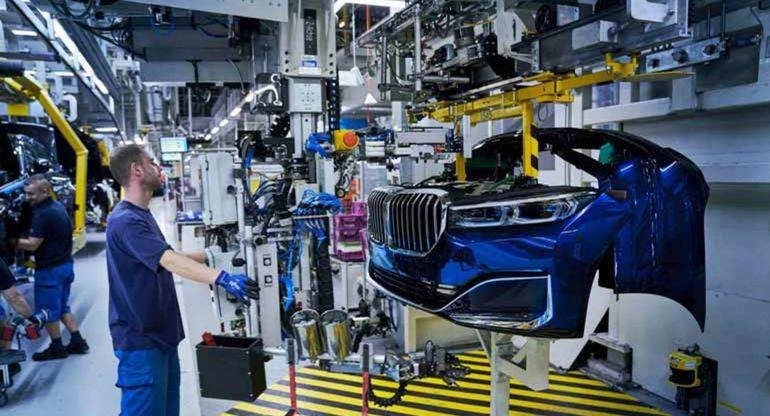 BMW намерена строить все свои автомобили на единой платформе