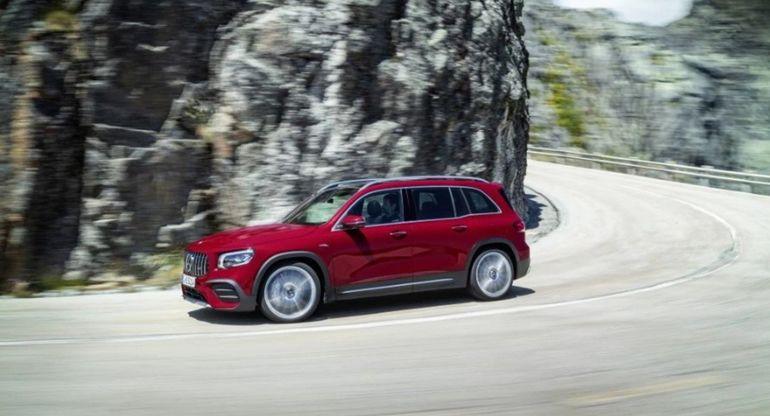 Предзаказы на Mercedes-Benz EQB начнут принимать во 2-ой половине этого года