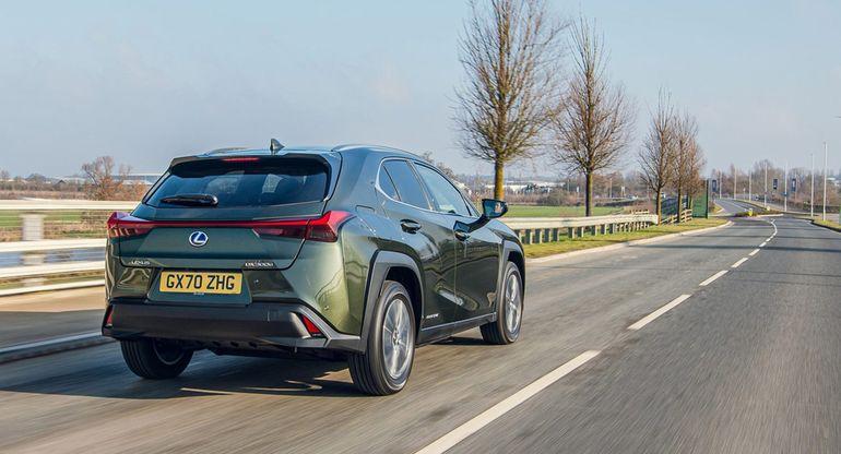 Lexus выпустил первый полноценный электрокар в линейке — Lexus UX 300e