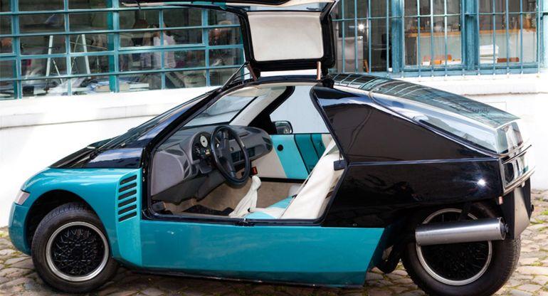 Scooter — неформатный автомобиль от Volkswagen