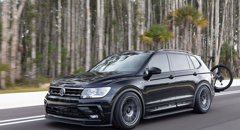 Volkswagen представил проект Black RiNo