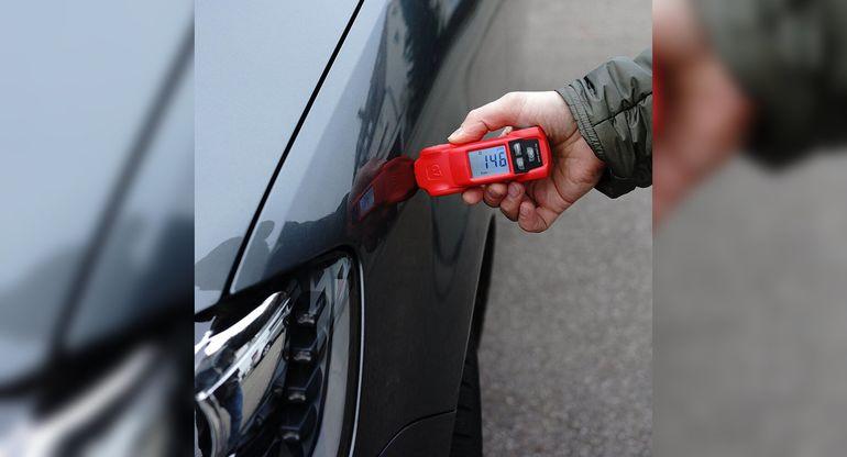 Почему даже новый автомобиль нужно проверять толщиномером