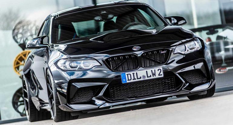 Представлен тюнинговый BMW M2 Final Edition