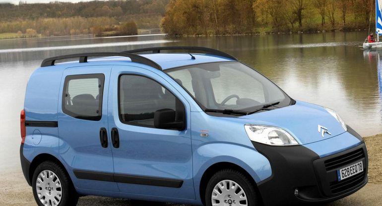 Citroën Nemo: как рыба в воде
