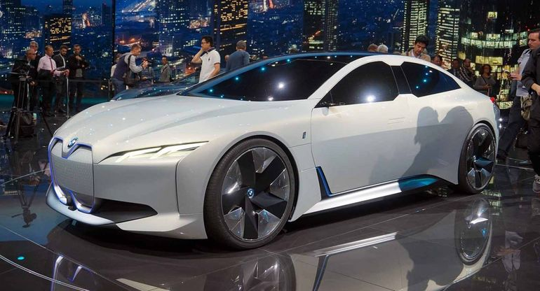 В Австралии начали принимать заказы на BMW i4