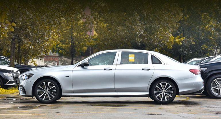 Mercedes-Benz E 350 eL привлечёт клиентов запасом хода