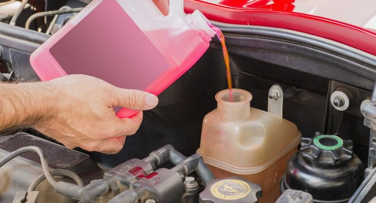 Можно ли эксплуатировать автомобиль без антифриза