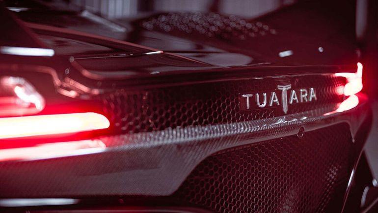 Самая мощная машина в мире - SSC Tuatara Гиперкар-ящер, который делали восемь лет: 1750 сил и 480 км/ч