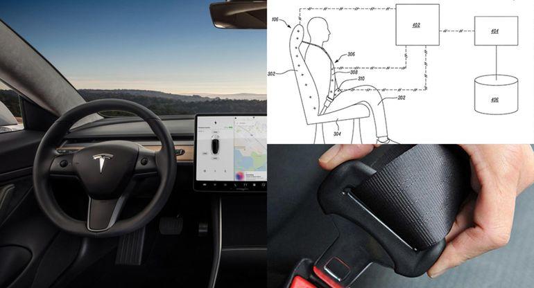 Tesla оформила патент на систему, которая будет заставлять водителей пристегиваться