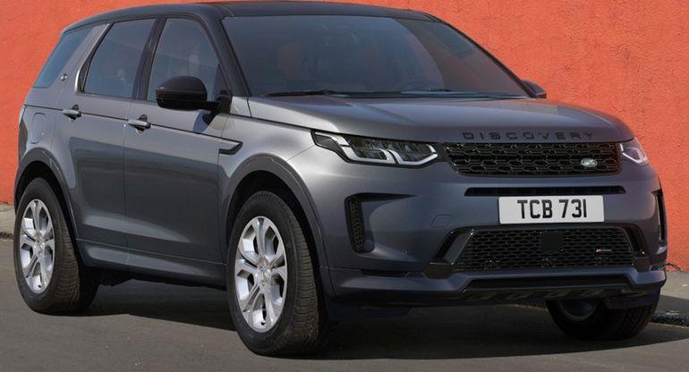 Land Rover Discovery Sport получил спецсерию Urban Edition
