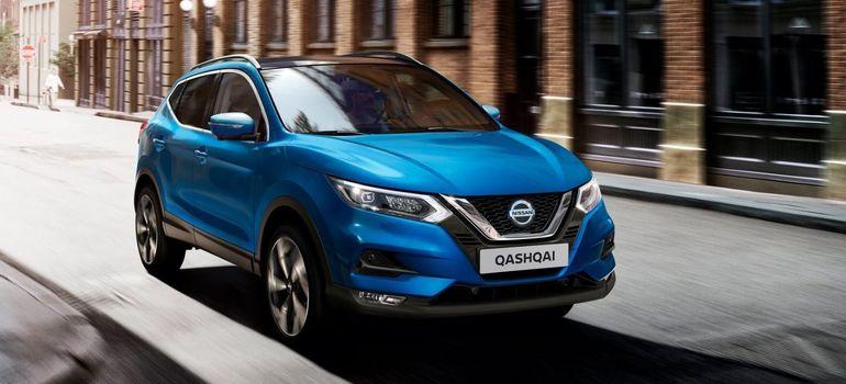 Nissan Qashqai 4WD Xtronic: приятные эмоции от новинки