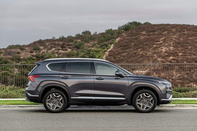 Hyundai Santa Fe 2021 года: изменения в комплектации
